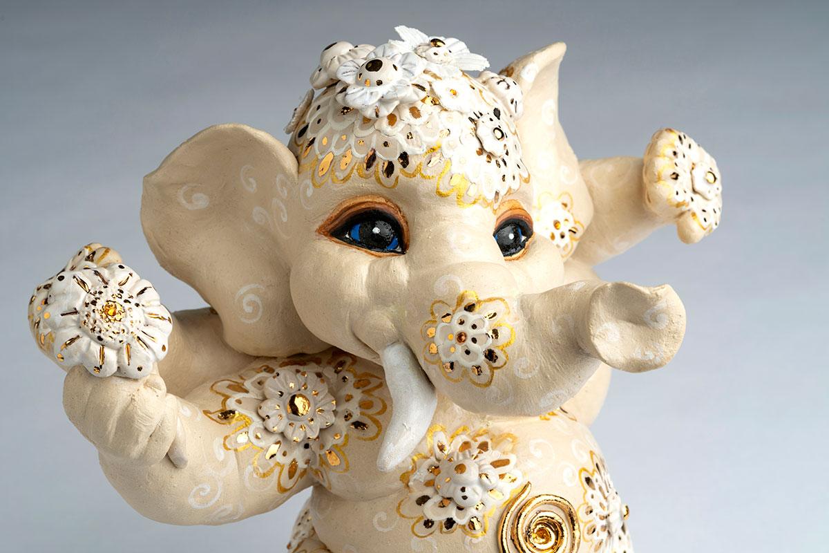 Ganesha Brigitte Saugstad