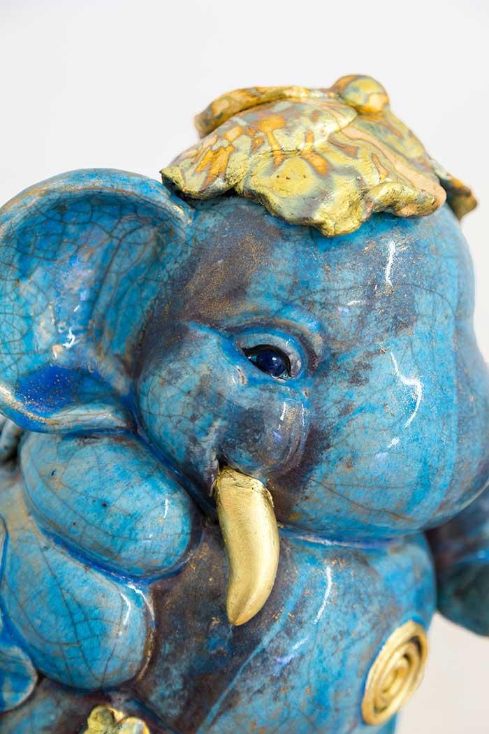 Ganesha Keramik