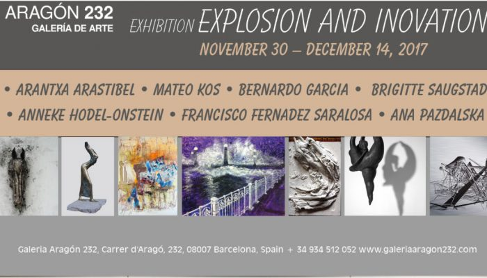 Explosion and Innovation Barcelona, Spanien