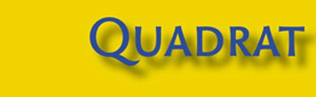 Ausstellung: QUADRAT