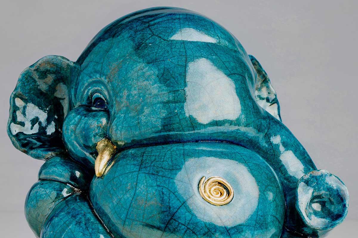 Keramik Artist Saugstad