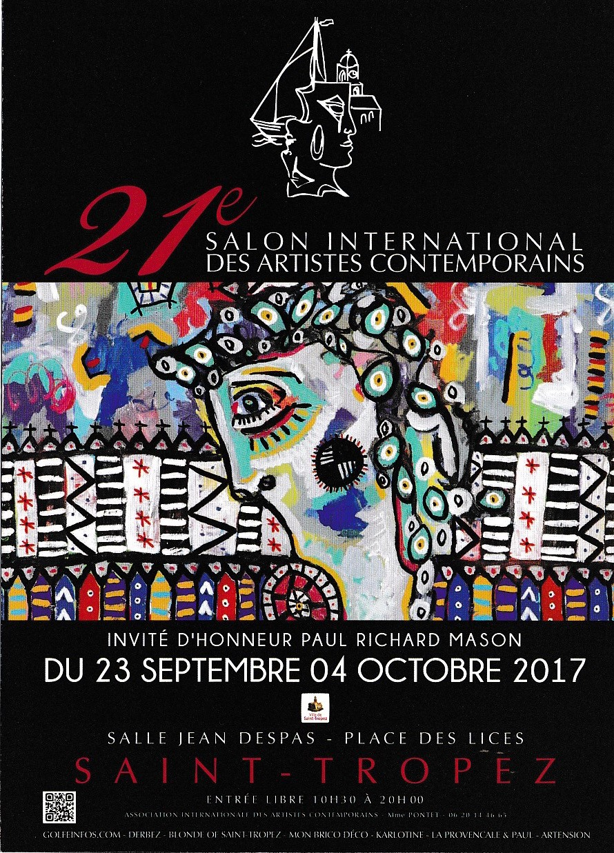 "AIDAC ""SALON 2017"" Saint-Tropez France"