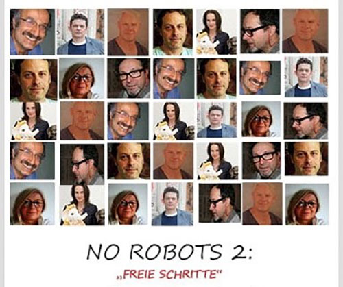 """No Robots 2 """"Freie Schritte"""""""