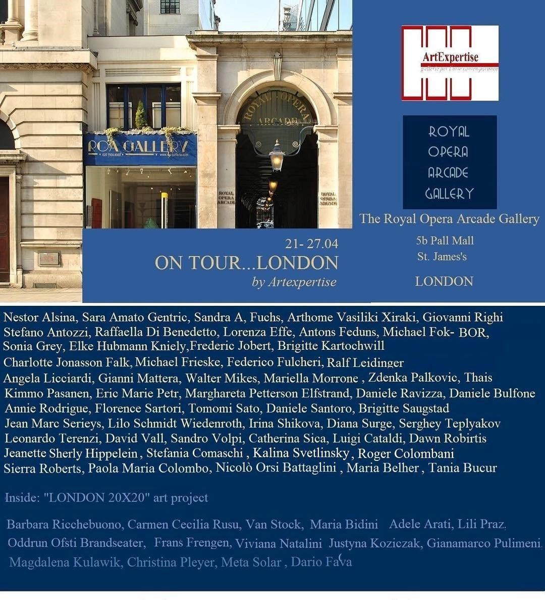 The Royal Opera Arcade Gallery